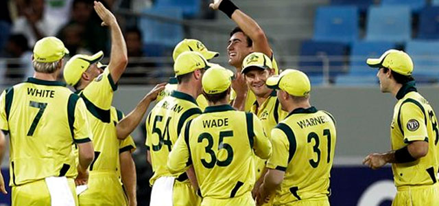 ICC T20 World Cup 2012: Team Profile- Australia