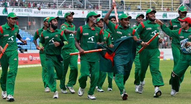 ICC T20 World Cup 2012: Team Profile- Bangladesh