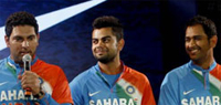 Superstitious BCCI wants Indian team to play T20 WC in old jersey