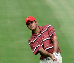 Gaganjeet Bhullar still second as play washed out again at Taipei golf