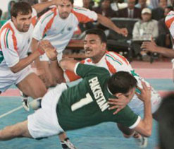 Kabaddi Asia Cup: Pakistan, India favourites to win gold