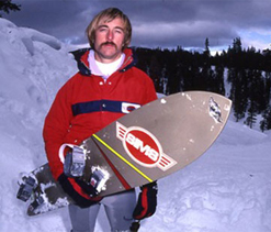 Godfather of snowboarding Tom Sims dies at 61