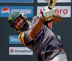 Icc t20 world cup:Shahid Afridi vows to come back strongly