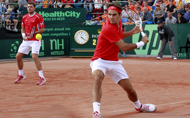 Federer saves Switzerland`s Davis Cup status