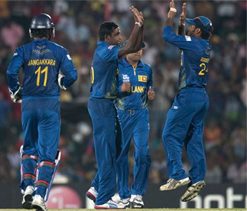 ICC T20 World Cup 2012: Sri Lanka outclass Zimbabwe