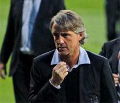 `I am the judge, not Joe Hart` - Mancini blasts Manchester City goalkeeper`s outburst