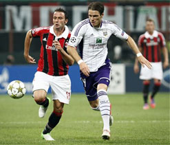 AC Milan stumble again at San Siro