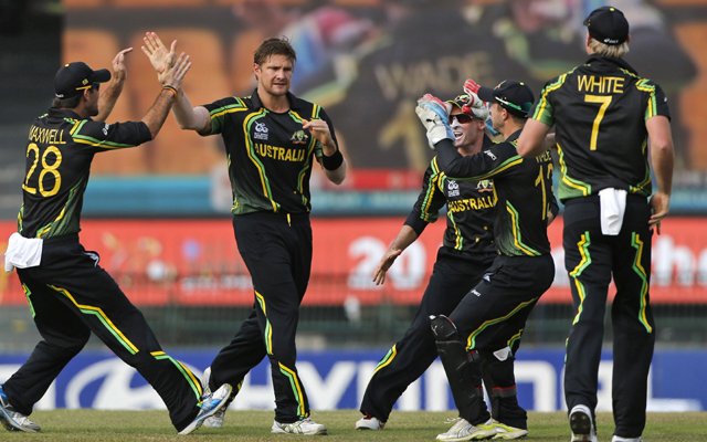 ICC T20 World Cup: Australia vs Ireland: As it happened...