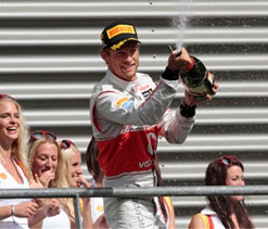 Belgian Grand Prix: Jenson Button wins second race of the season