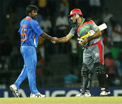 ICC T20 World Cup 2012: India vs Afghanistan - statistical highlights