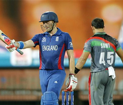 England thrash Afghans by 116 runs to begin campaign in style
