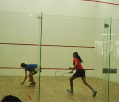 Akanksha bags junior Asian squash title