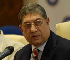 BCCI president not to visit Pak for ACC meeting: Ashraf