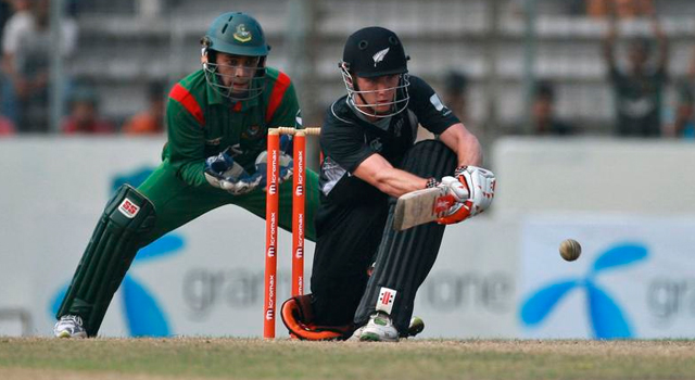ICC World T20: New Zealand vs Bangladesh - As it happened...