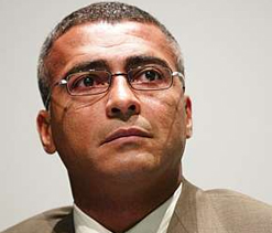 Romario asks government to sack national coach