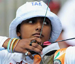 Deepika Kumari makes it to the final of Archery World Cup
