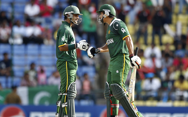ICC World T20: Pakistan defeat shaky New Zealand by 13 runs