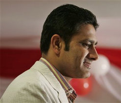 India`s spin department is healthy: Kumble