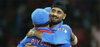 ICC T20 World Cup: Memorable comeback by Harbhajan Singh as India thrash England