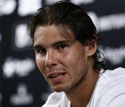 My priority is to recover well: Rafael Nadal