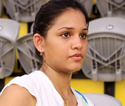 Dipika Pallikal a win away from making main draw of Weymuller Open