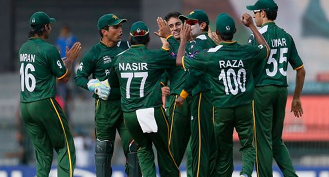 ICC World T20: Pakistan vs South Africa - As it happened...