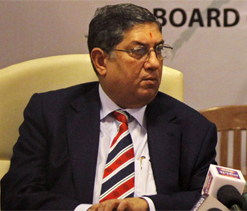 BCCI can advertise for new IPL franchise: Srinivasan