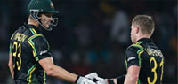 ICC T20 World Cup: Watson powers Australia to crushing win over India