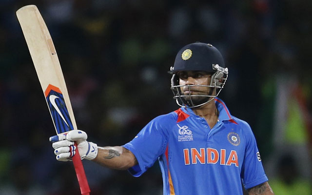 ICC T20 World Cup 2012: Kohli steers India to victory over Pakistan