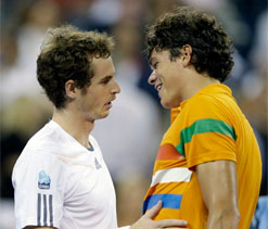 US Open: Andy Murray outclasses Raonic to advance to the quarters