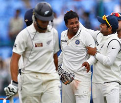 India vs New Zealand, 2nd Test: Statistical Highlights