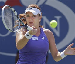US Open: Radwanska ousted by Vinci