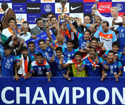India 169th in Fifa rankings