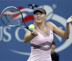 US Open: Sharapova to face Azarenka in semis