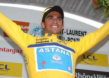 Stunning ride by Contador turns Vuelta on its head