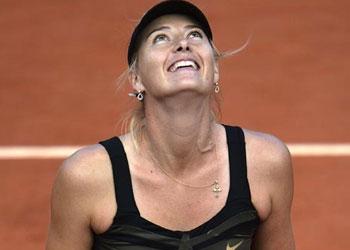 Sharapova reaches US Open semi-finals
