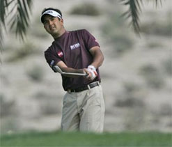 Shiv Kapur fires another solid round, lies fifth