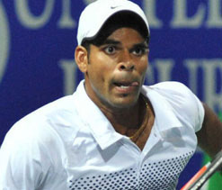 Some members of Indian Davis Cup team reach Chandigarh