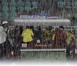 India vs New Zealand, 1st T20: Rain spoils Yuvraj's comeback