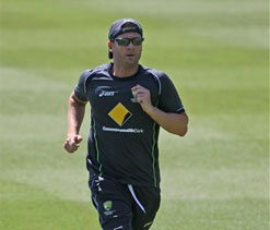 Clarke clears fitness test ahead of third Test against Sri Lanka
