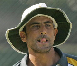 Junaid can be another Wasim Akram: Younis
