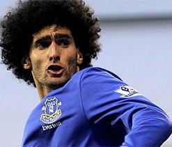 Chelsea step up their efforts for Everton star Fellaini