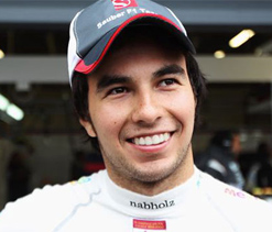 McLaren 'new boy' Perez wants to beat teammate Button to F1 title