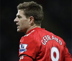 Liverpool`s Steven Gerrard disappointed with his form