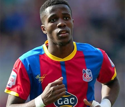 Man United favourites to swoop for England sensation Wilfried Zaha