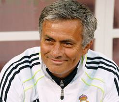 Mourinho named 2012`s best coach but future in doubt