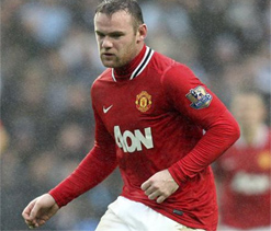 Wayne Rooney ruled out of Liverpool clash