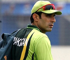 Misbah to remain Pakistan`s Test and ODI captain