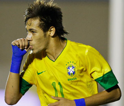 No one compares to Messi: Neymar