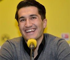 Nuri Sahin back to Dortmund after Liverpool disaster